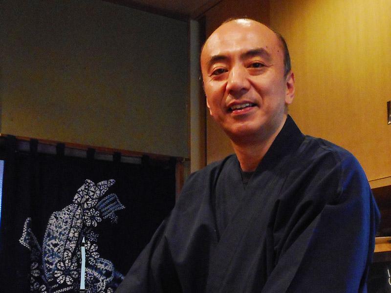 中野 菊夫