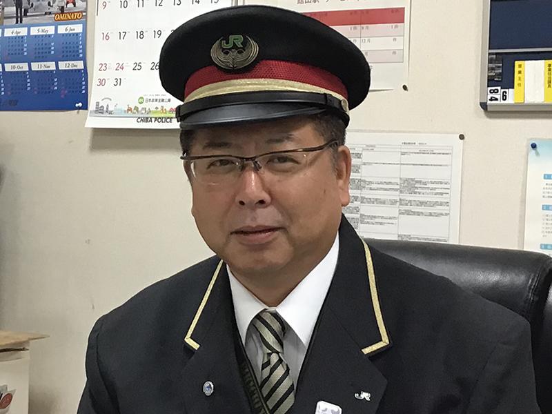 JR館山駅