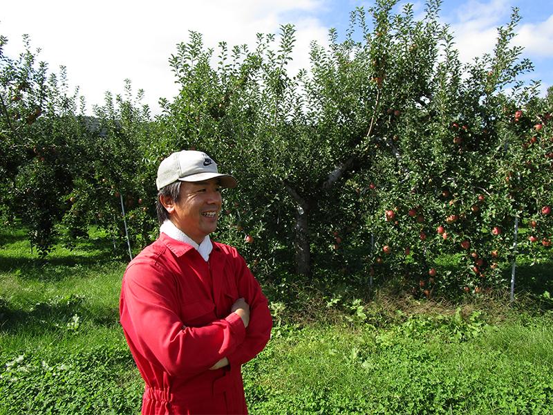 もともとリンゴが<ruby><rb>嫌</rb><rp>(</rp><rt>きら</rt><rp>)</rp></ruby>いだった