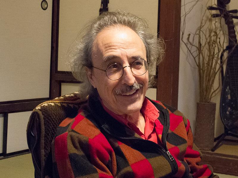 イタリア生まれの「琵琶修復師」