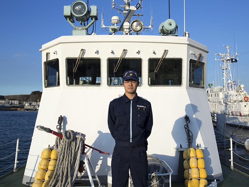 海の警察,海の消防