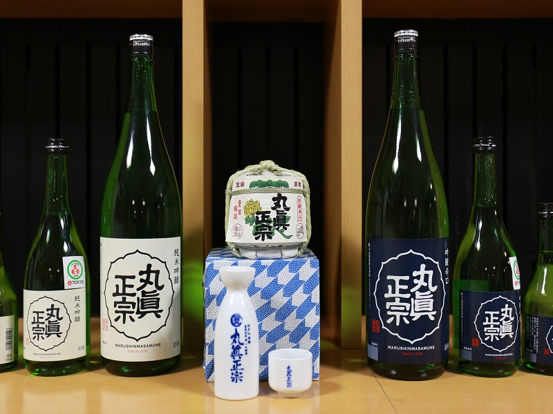 日本酒の魅力を伝える仕事
