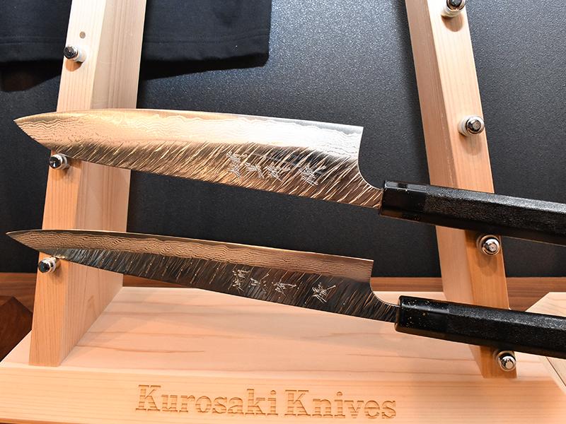 「越前打刃物」の技術で包丁を作る