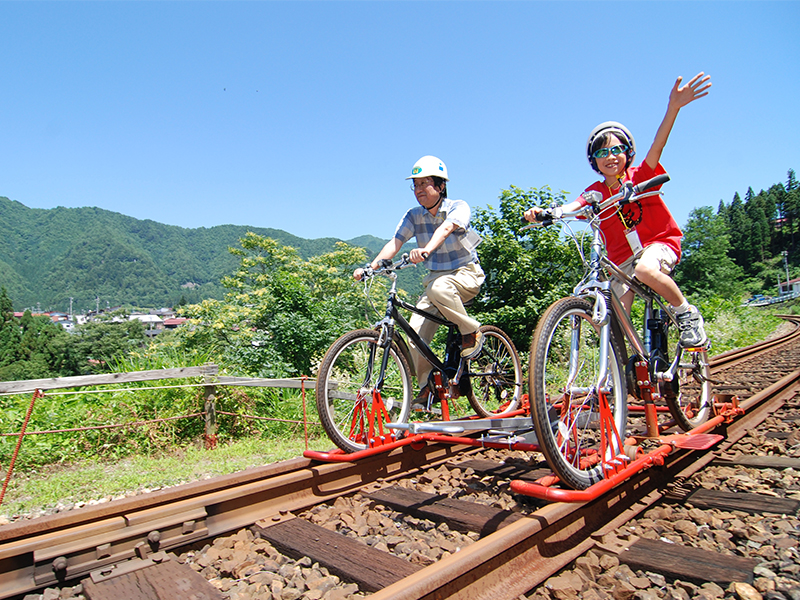 町のシンボルだった鉄道のある風景を残したい