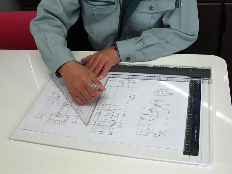 設計から製作,工程管理から設置まで