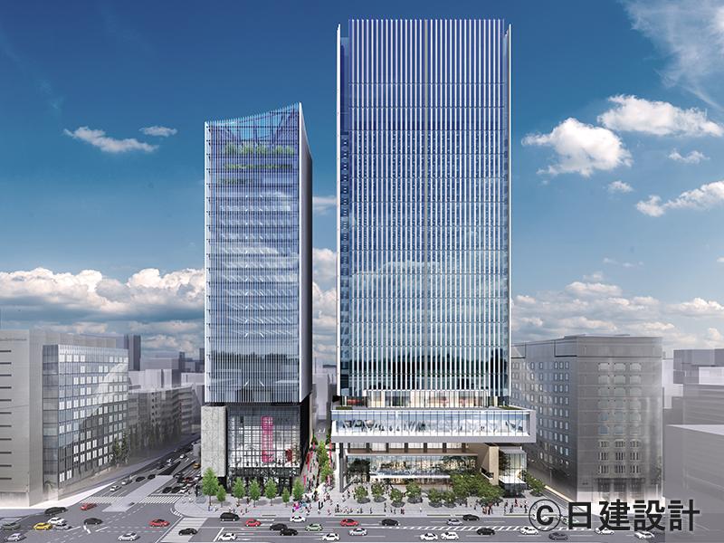 どんな建物をつくるかを考え,開発を進める