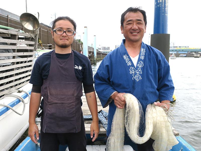 漁業や屋形船などの複合経営