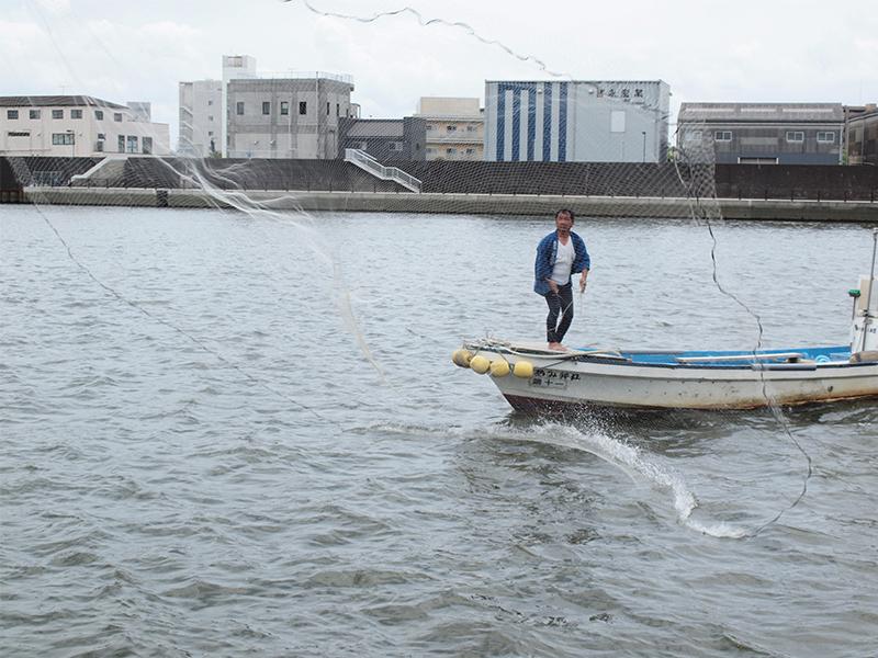 伝統漁と海の大切さを伝える使命