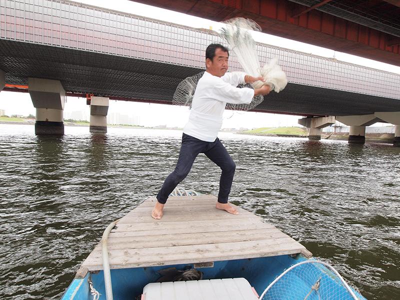 今も続く東京の漁業