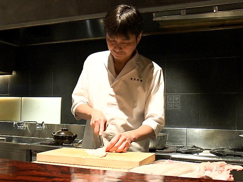 料理人としての心構えを身につけた修業時代