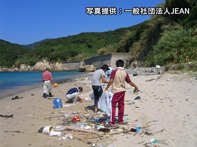 食の生産に関わる海ごみの「発見」